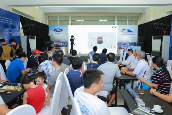 Ford Roadshow 2019 chính thức được khởi động tại Hà Nội - Hình 4