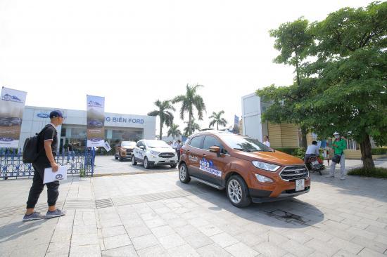 Ford Roadshow 2019 chính thức được khởi động tại Hà Nội - Hình 1