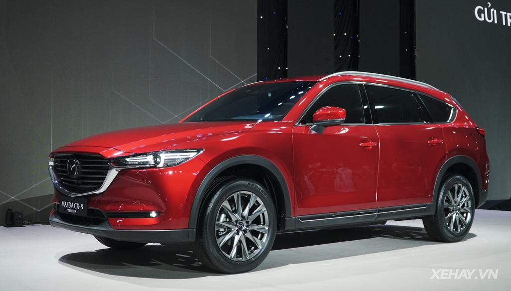 TOP 5 SUV 7 chỗ bán chạy nhất tháng - Cú bứt phá thần sầu từ lính mới Mazda CX-8 - Hình 5