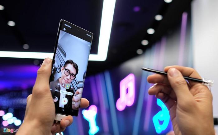 Galaxy Note10 và Note10 Plus ra mắt tại VN - giá từ 23 triệu đồng - Hình 7