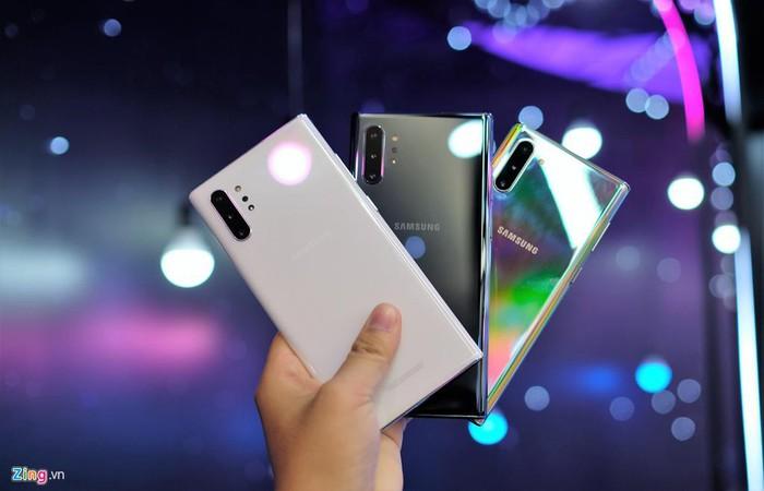 Galaxy Note10 và Note10 Plus ra mắt tại VN - giá từ 23 triệu đồng - Hình 8