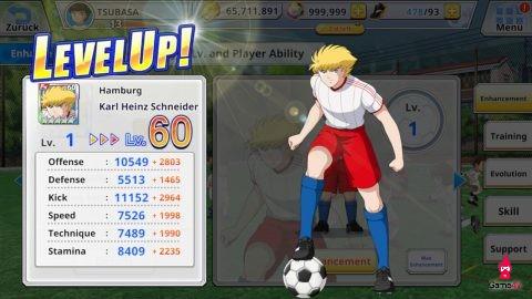 Game bóng đá Captain Tsubasa ZERO sắp được phát hành trên toàn thế giới - Hình 4