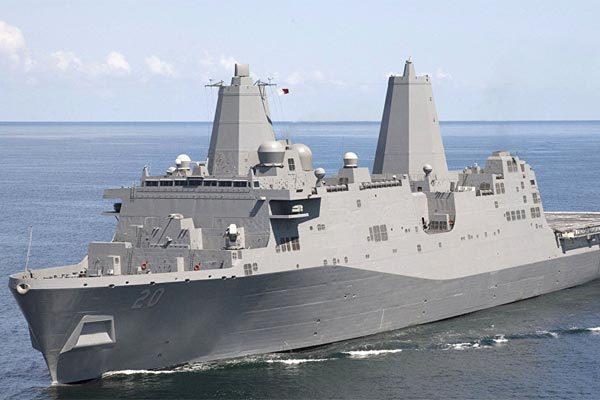 Giữa biểu tình căng thẳng, TQ không cho tàu chiến Mỹ cập cảng Hong Kong - Hình 1