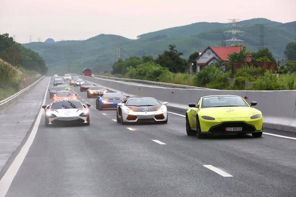 Hé lộ kế hoạch quy tụ 50 siêu xe của đại gia Việt - Hình 13