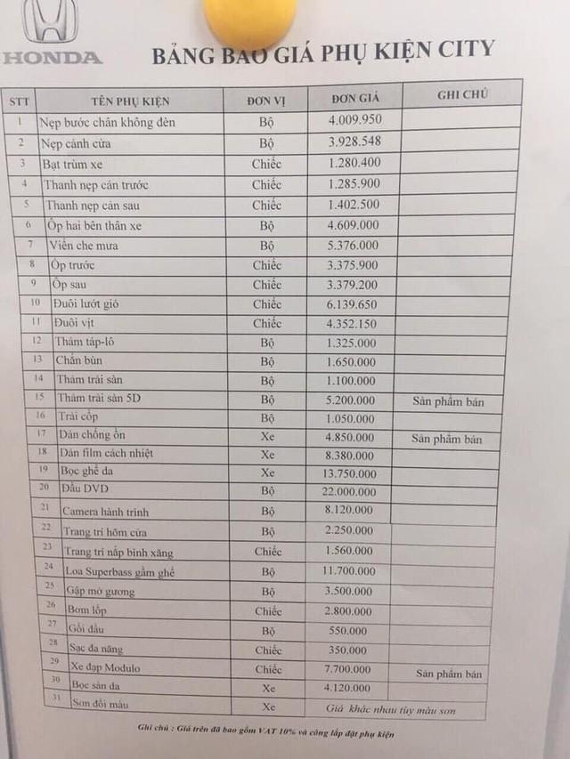 Hét giá phụ kiện đắt hơn gấp 10 lần bên ngoài - Bóc mẽ chiêu trò tại đại lý qua mặt khách Việt - Hình 5