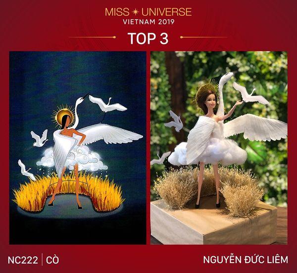 HHen Niê: 3 National Costume đều xứng đáng mang đến Miss Universe, riêng Hen muốn mặc Cò - Hình 3