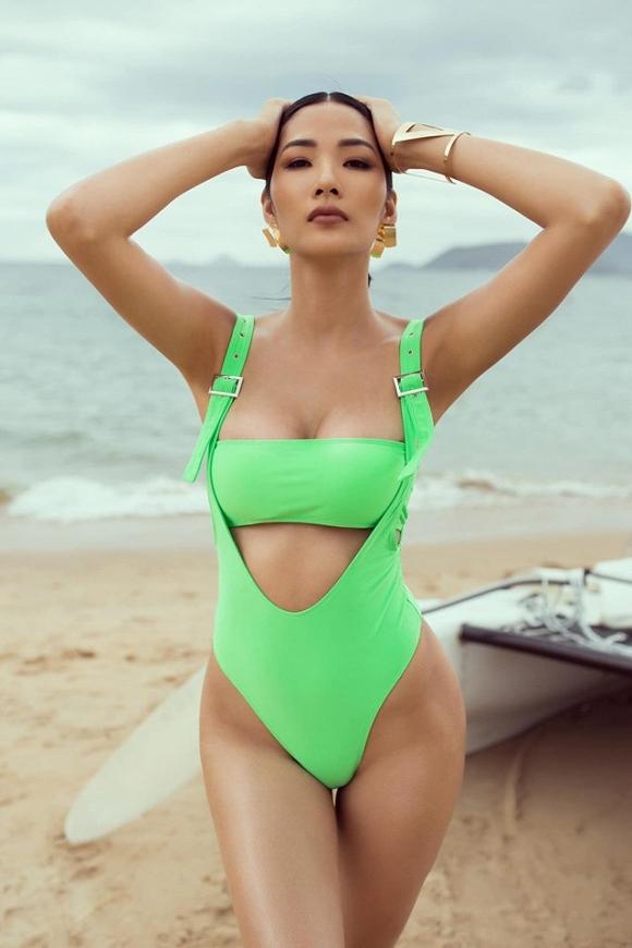 Hoàng Thùy và dàn mỹ nhân thi Miss Universe 2019 diện bikini: Ai bốc lửa hơn? - Hình 2