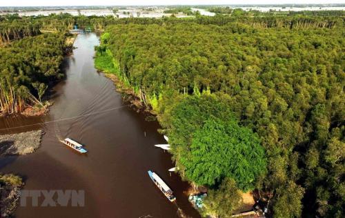 Xây dựng dữ liệu tài nguyên nước để lập quy hoạch Đồng bằng sông Cửu Long - Hình 1
