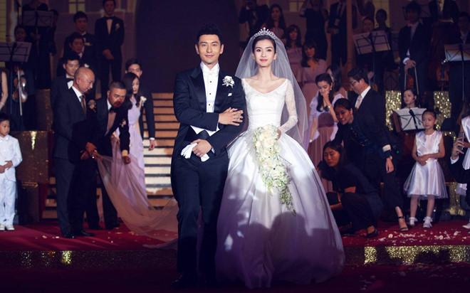 Huỳnh Hiểu Minh và Angelababy bị nghi ngờ sắp ly hôn - Hình 1