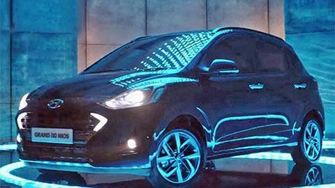 Hyundai Grand i10 2019 lộ diện, giá dự kiến 169 triệu đồng - Hình 2