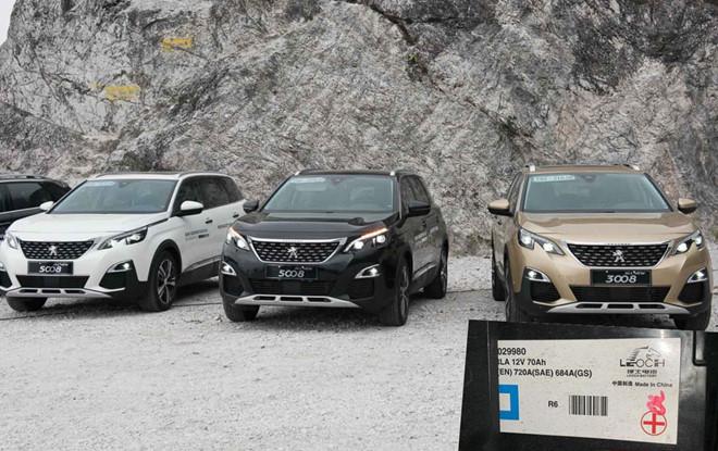 Sai lệch thông tin ắc quy trên xe Peugeot: THACO lên tiếng - Hình 1