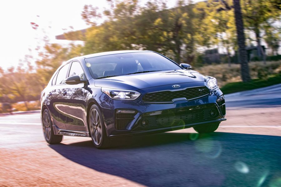 Kia Forte/Cerato GT 2020 chốt giá từ 518,3 triệu VNĐ - Hình 1