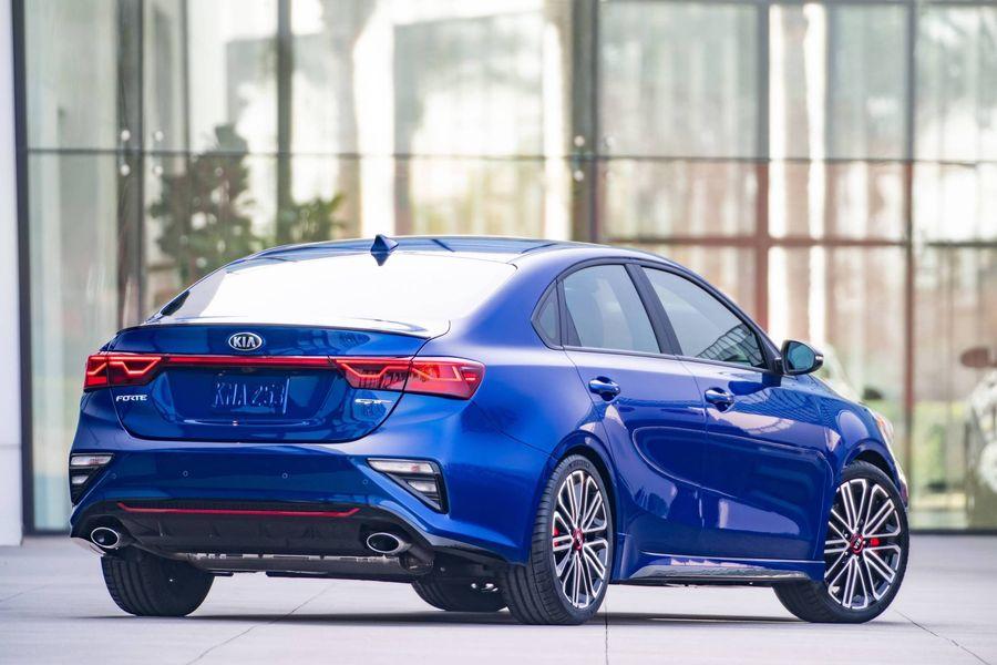 Kia Forte/Cerato GT 2020 chốt giá từ 518,3 triệu VNĐ - Hình 6