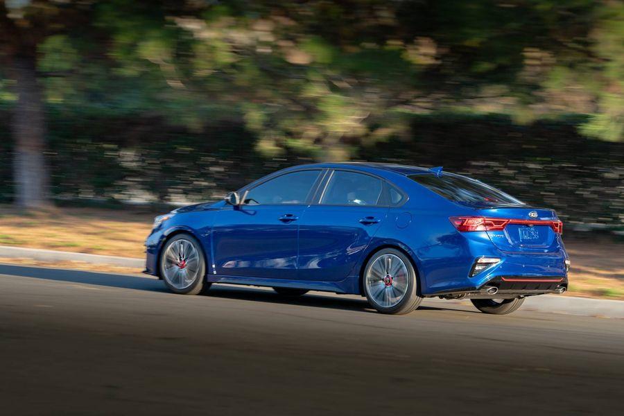 Kia Forte/Cerato GT 2020 chốt giá từ 518,3 triệu VNĐ - Hình 3