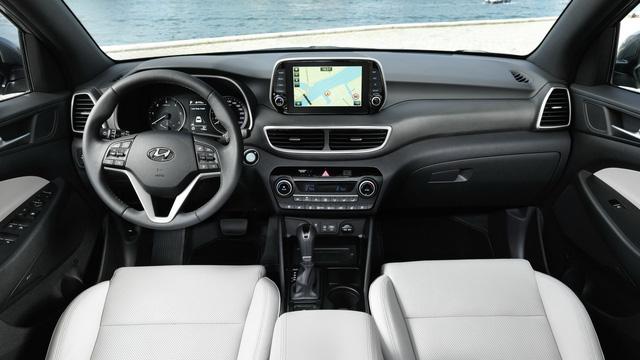 Hyundai Tucson nâng cấp nhẹ, tăng sức cạnh tranh Honda CR-V - Hình 1