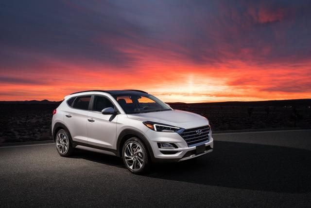Hyundai Tucson nâng cấp nhẹ, tăng sức cạnh tranh Honda CR-V - Hình 2