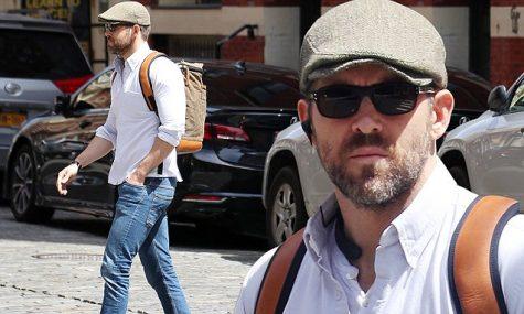 Khám phá phong cách đơn giản của diễn viên Ryan Reynolds - Hình 6