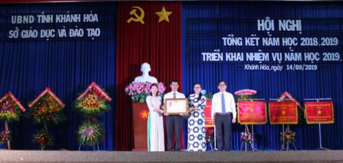 Khánh Hòa triển khai nhiệm vụ năm học 2019-2020 - Hình 3