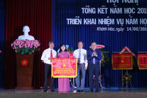 Khánh Hòa triển khai nhiệm vụ năm học 2019-2020 - Hình 2