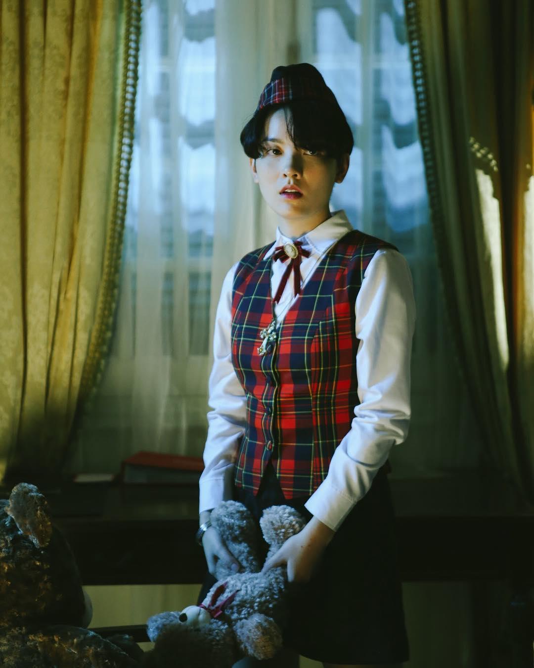 Khi các cô nàng tomboy đóng MV V-pop: Từ đẹp trai hút hồn đến gây bất ngờ vì nữ tính - Hình 5