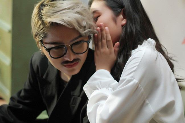 Khi các cô nàng tomboy đóng MV V-pop: Từ đẹp trai hút hồn đến gây bất ngờ vì nữ tính - Hình 10