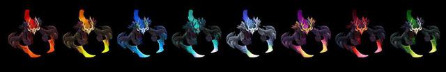 LMHT: Ra mắt loạt skin Thần Rừng và Hỏa Ngục tuyệt đẹp cho Ahri, Nocturne, Veigar, Galio, Shen và Varus - Hình 10