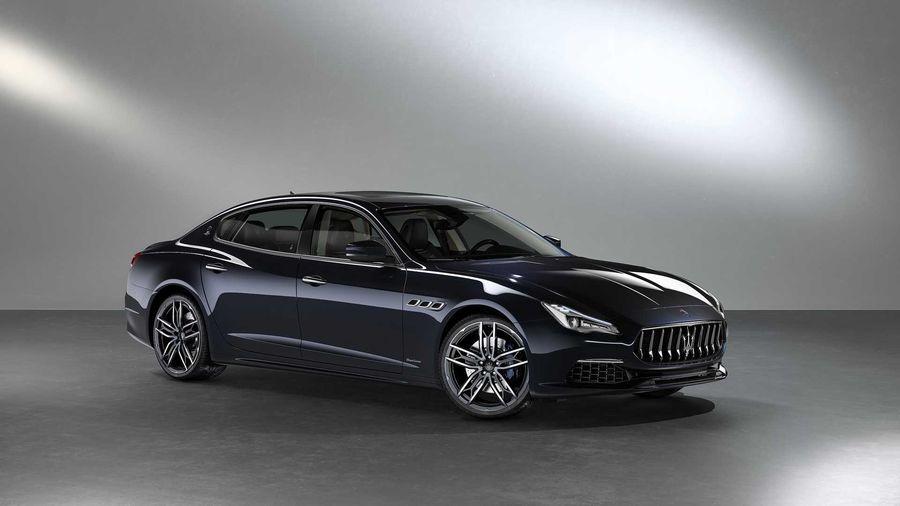 Maserati giới thiệu phiên bản giới hạn mới của Quattroporte và Levante - Hình 3