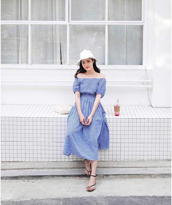 Mẹ một con nào như Nhã Phương, diện một chiếc váy cũng đủ khiến fan đứ đừ vì quá đẹp! - Hình 15