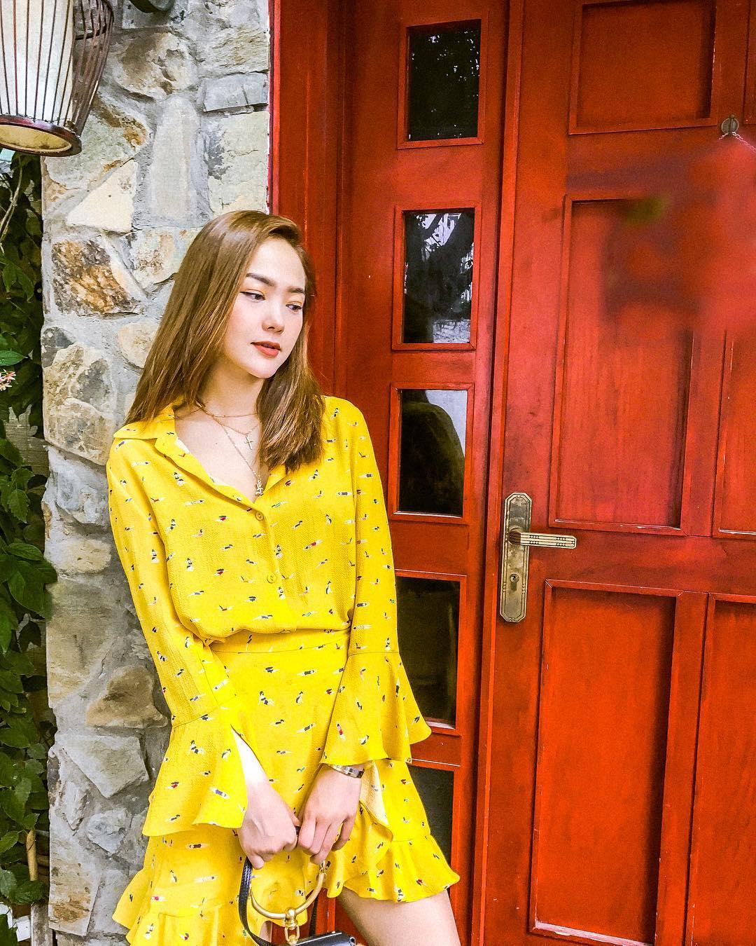 Minh Hằng diện quần 15cm, trẻ đẹp tựa thiếu nữ ngập tràn sức sống - Hình 11