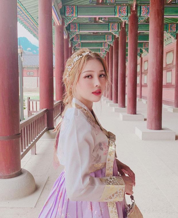 Nàng nào chuẩn bị đi Hàn thì bỏ túi ngay 2 bí quyết trang điểm và làm tóc xinh như công chúa này nhé - Hình 3
