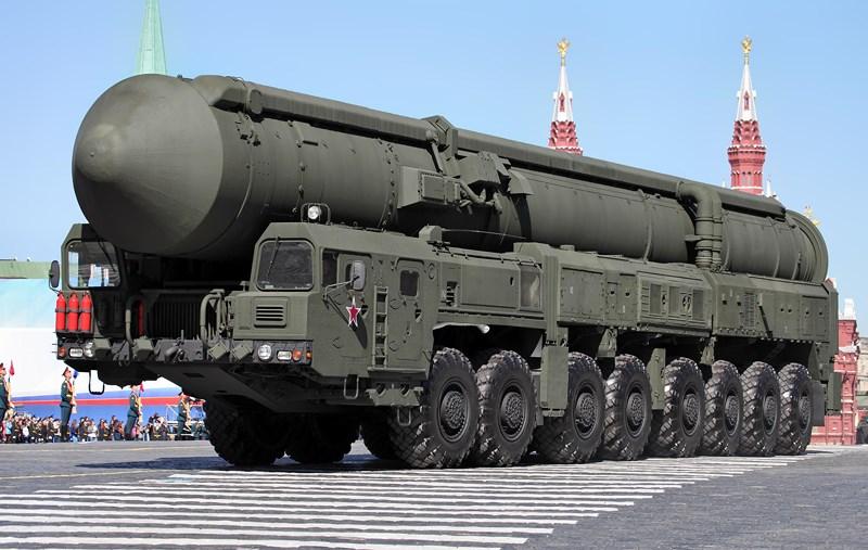 Nga tuyên bố không có đối thủ trong cuộc đua vũ khí hạt nhân - Hình 2