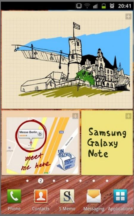 Nhìn lại Samsung Galaxy Note - chiếc phablet đã thay đổi toàn diện thị trường di động - Hình 6
