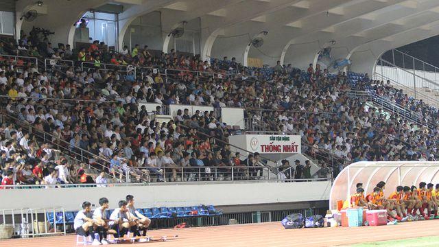 Những khoảnh khắc U18 Việt Nam bất lực trước U18 Thái Lan đã bị loại - Hình 4