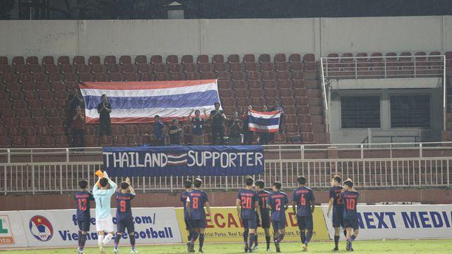 Những khoảnh khắc U18 Việt Nam bất lực trước U18 Thái Lan đã bị loại - Hình 6