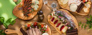 Du lịch Nga: Nền ẩm thực thực dưỡng không cầu kỳ - Hình 2