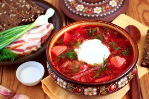 Du lịch Nga: Nền ẩm thực thực dưỡng không cầu kỳ - Hình 3
