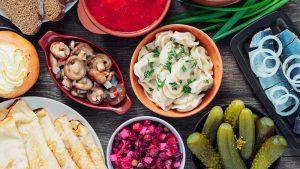 Du lịch Nga: Nền ẩm thực thực dưỡng không cầu kỳ - Hình 1