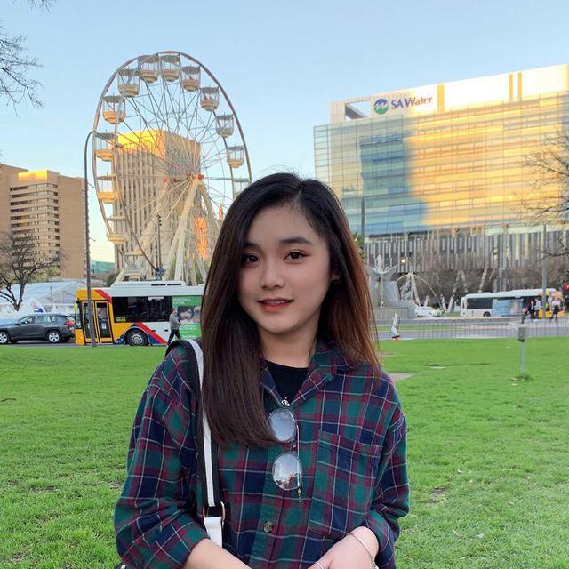 Nữ du học sinh Việt tại Úc gây thương nhớ bởi gương mặt khả ái - Hình 7