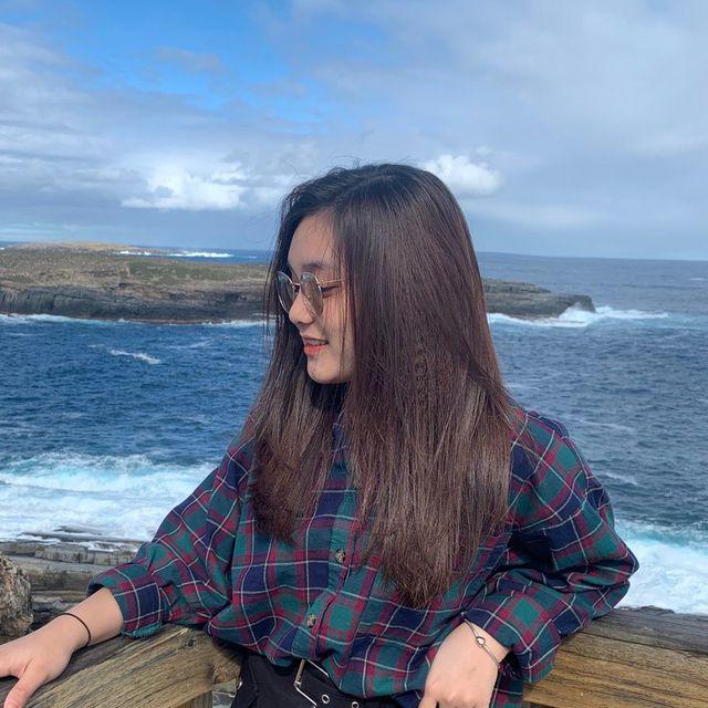 Nữ du học sinh Việt tại Úc gây thương nhớ bởi gương mặt khả ái - Hình 5