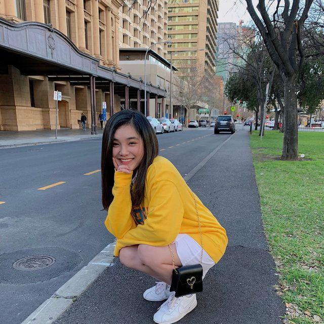 Nữ du học sinh Việt tại Úc gây thương nhớ bởi gương mặt khả ái - Hình 6