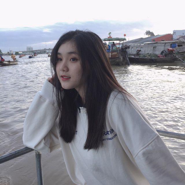 Nữ du học sinh Việt tại Úc gây thương nhớ bởi gương mặt khả ái - Hình 3
