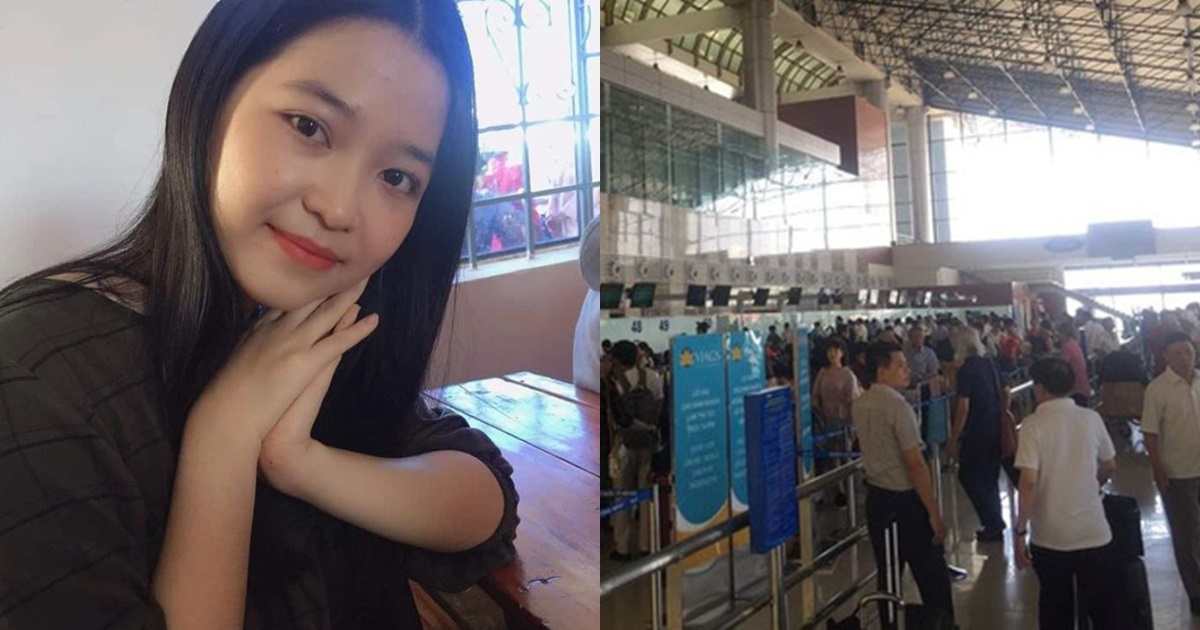 Mẹ của nữ sinh mất tích khi đi vệ sinh ở sân bay Nội Bài tiết lộ về cuộc gọi bí ẩn trong đêm - Hình 3