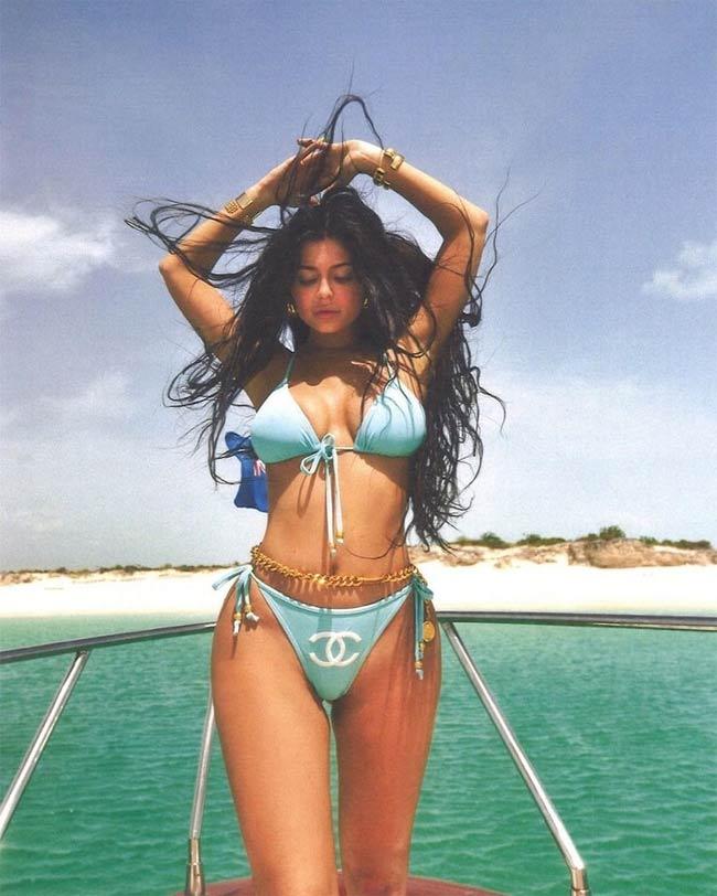 Nữ tỷ phú trẻ nhất thế giới mặc bikini hot thứ 2 thì hiếm ai dám nhận thứ 1 - Hình 13