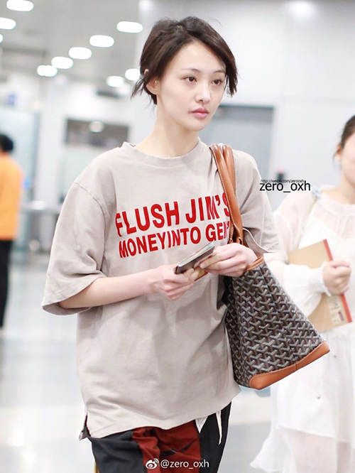 Qua thời lôi thôi, Trịnh Sảng lên đời thời trang sân bay - Hình 7