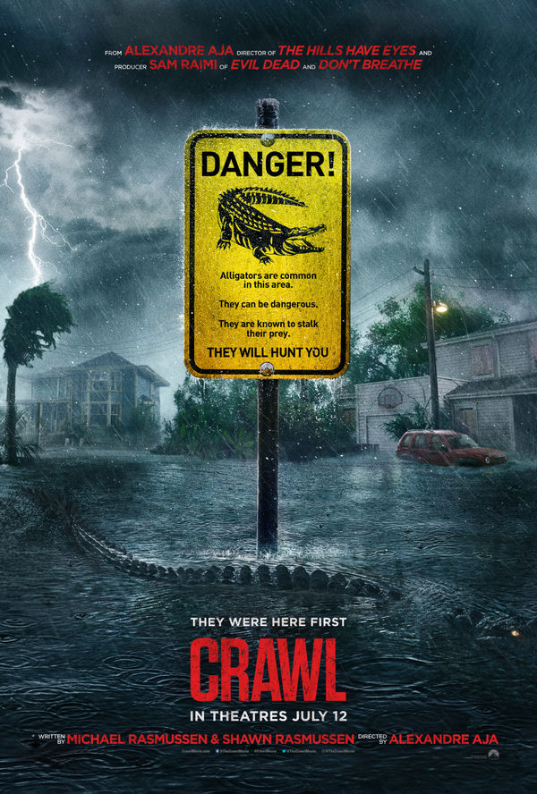 Review Crawl: Cuộc chiến sống còn với cá sấu, ăn đứt nhiều phim kinh dị - Hình 2