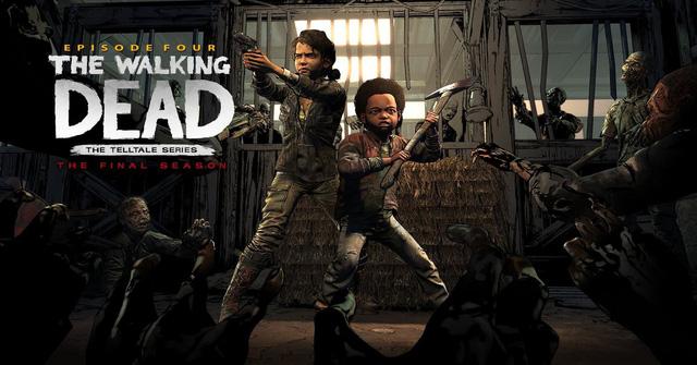 Tựa game cuối cùng của The Walking Dead: Telltale Series đã được thực hiện như thế nào? - Hình 1