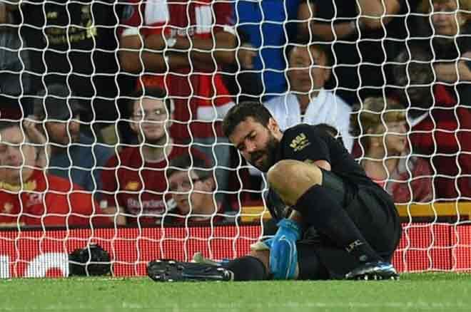 Siêu thủ môn Alisson sau thăng hoa là thảm họa: Liverpool đối mặt mùa giải bất an - Hình 1