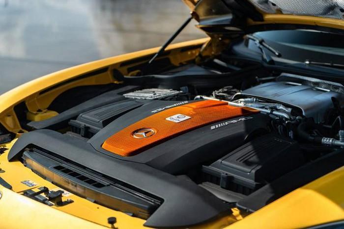 Siêu xe Mercedes-AMG GT R độ 800 mã lực bởi G-Power - Hình 5