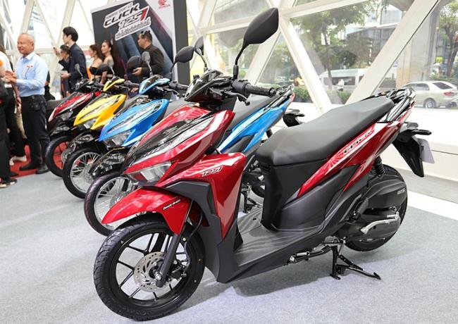 Tận mắt soi 2019 Honda Click 150i và 125i mới biết vì sao dân Việt khao khát - Hình 6