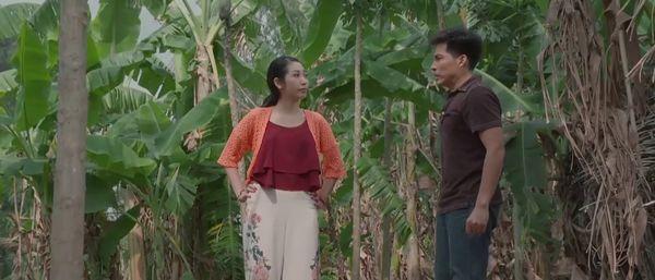Tập 8 phim Bán chồng: Anh vợ truyền em rể nối, Vui hóa giải hiểu lầm với Nương sau khi ra tay đánh vợ - Hình 9